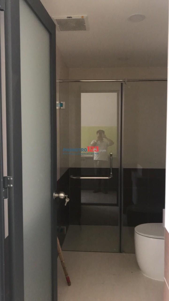 Cho thuê căn hộ mini giá rẻ Quận 2 nội thất cơ bản - mới 100% có hồ bơi phòng Gym miễn phí