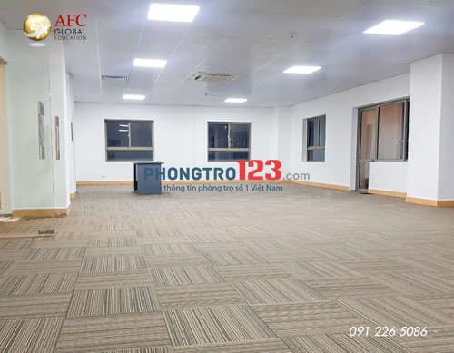Cho thuê văn phòng từ 30-1000m2 tại 583 Nguyễn Trãi - Thanh Xuân - Hà Nội