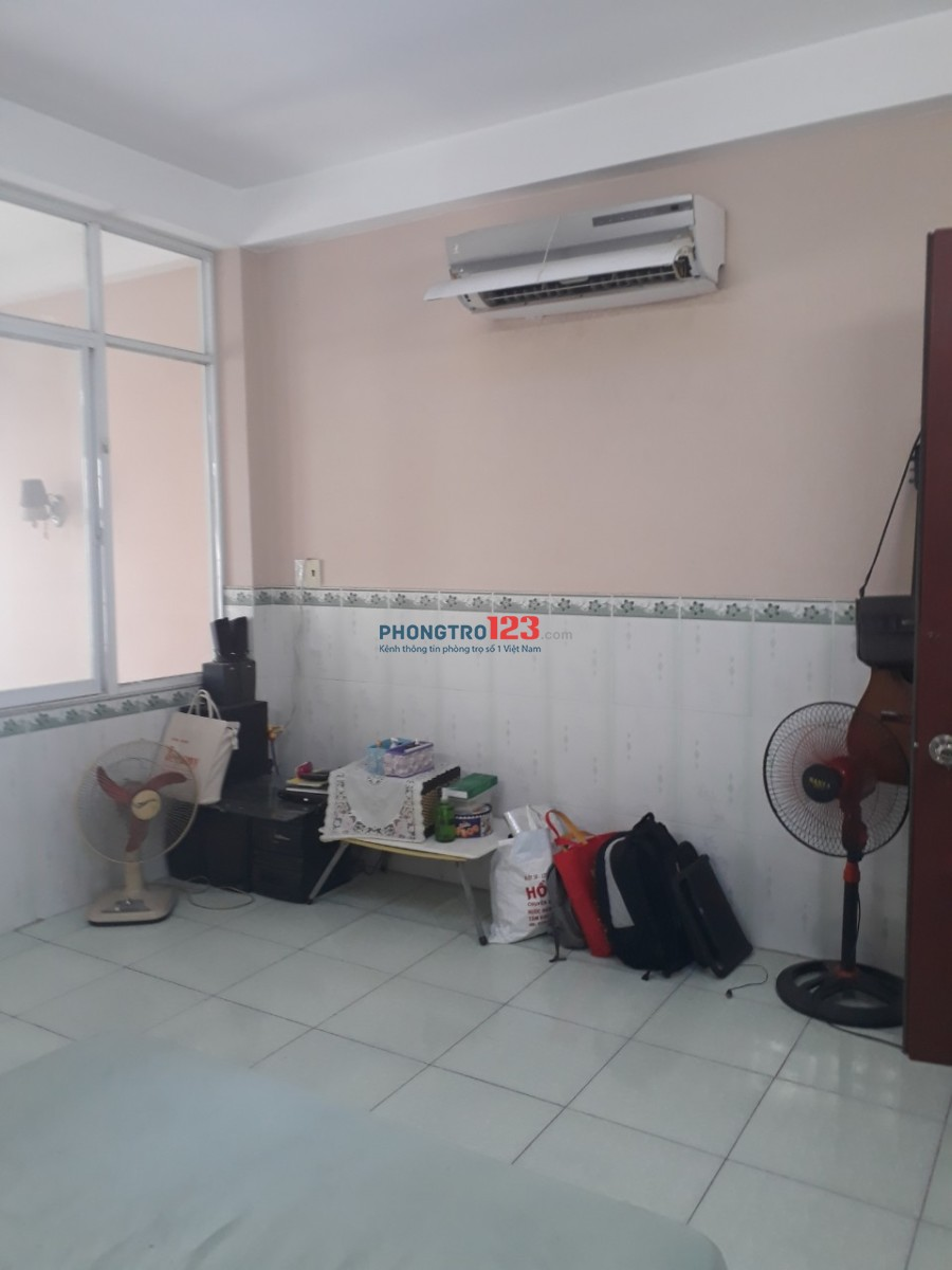 Cho thuê phòng trọ thoáng mát, sạch sẽ Quận Bình Tân