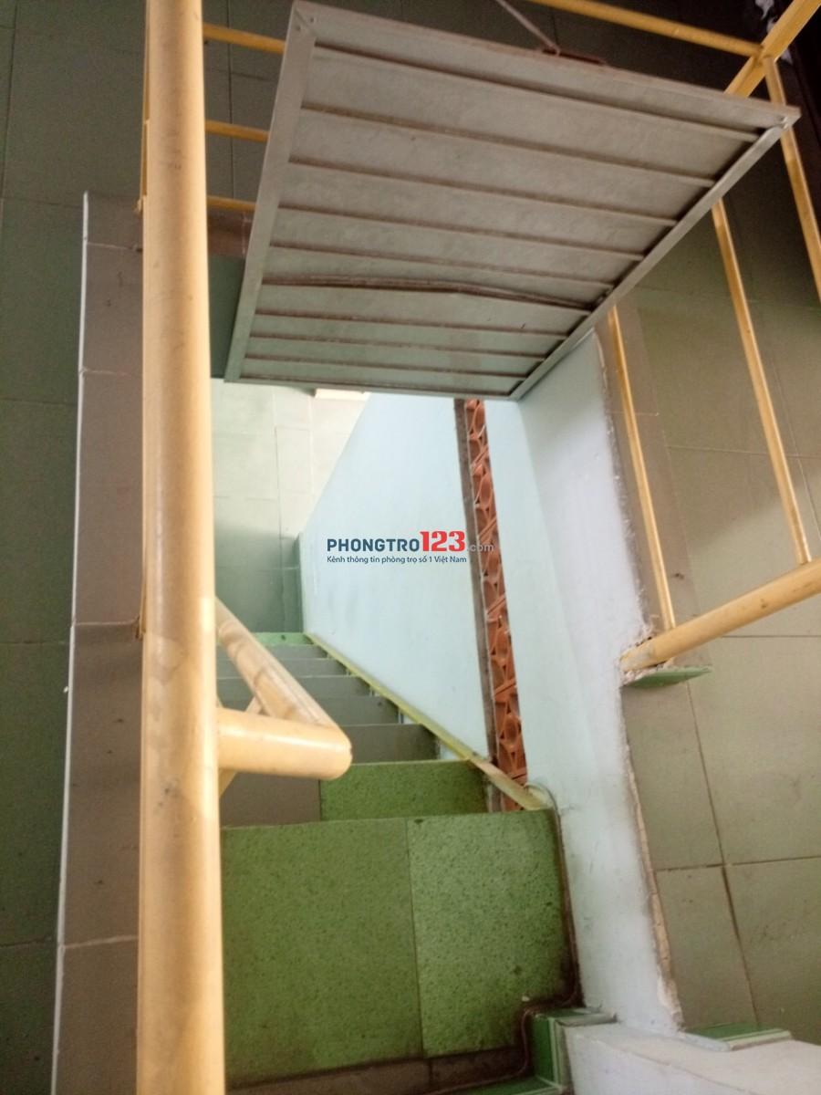 Cho thuê nhà nguyên căn rẻ cách MT Đinh Bộ Lĩnh đối diện bến xe miền đông