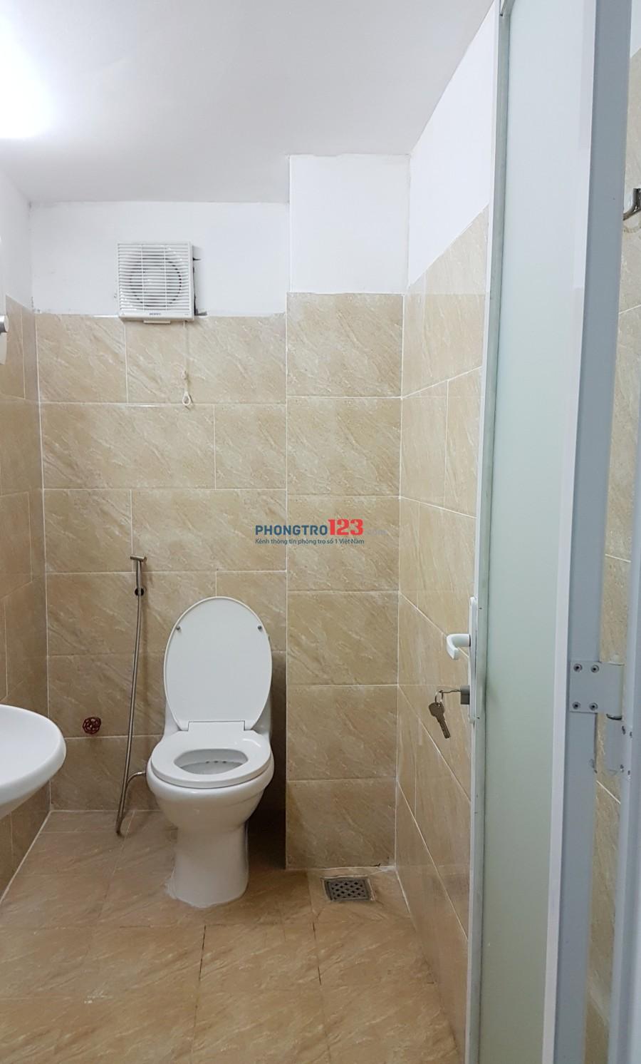 Cho thuê phòng đầy đủ nội thất chuẩn khách sạn tại 783/5 Hoàng Sa, P.9, Q.3. Giá từ 6.5tr/tháng