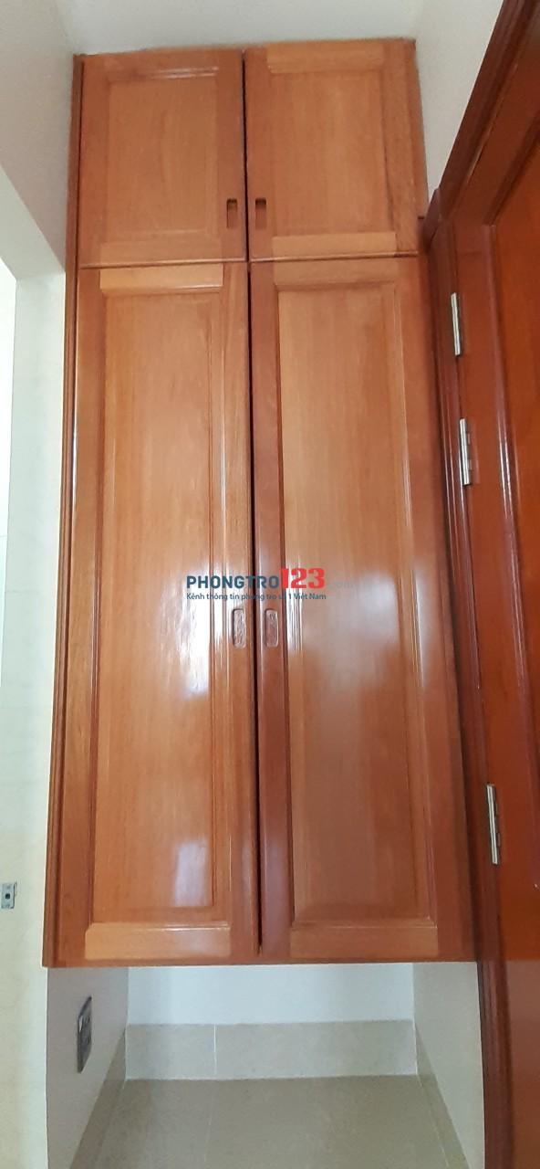 Phòng đẹp lung linh, có nội thất, mới 100%- Nguyễn Thượng Hiền, Bình Thạnh