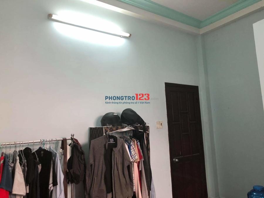 Cho thuê phòng trọ 32/80 Phan Sào Nam