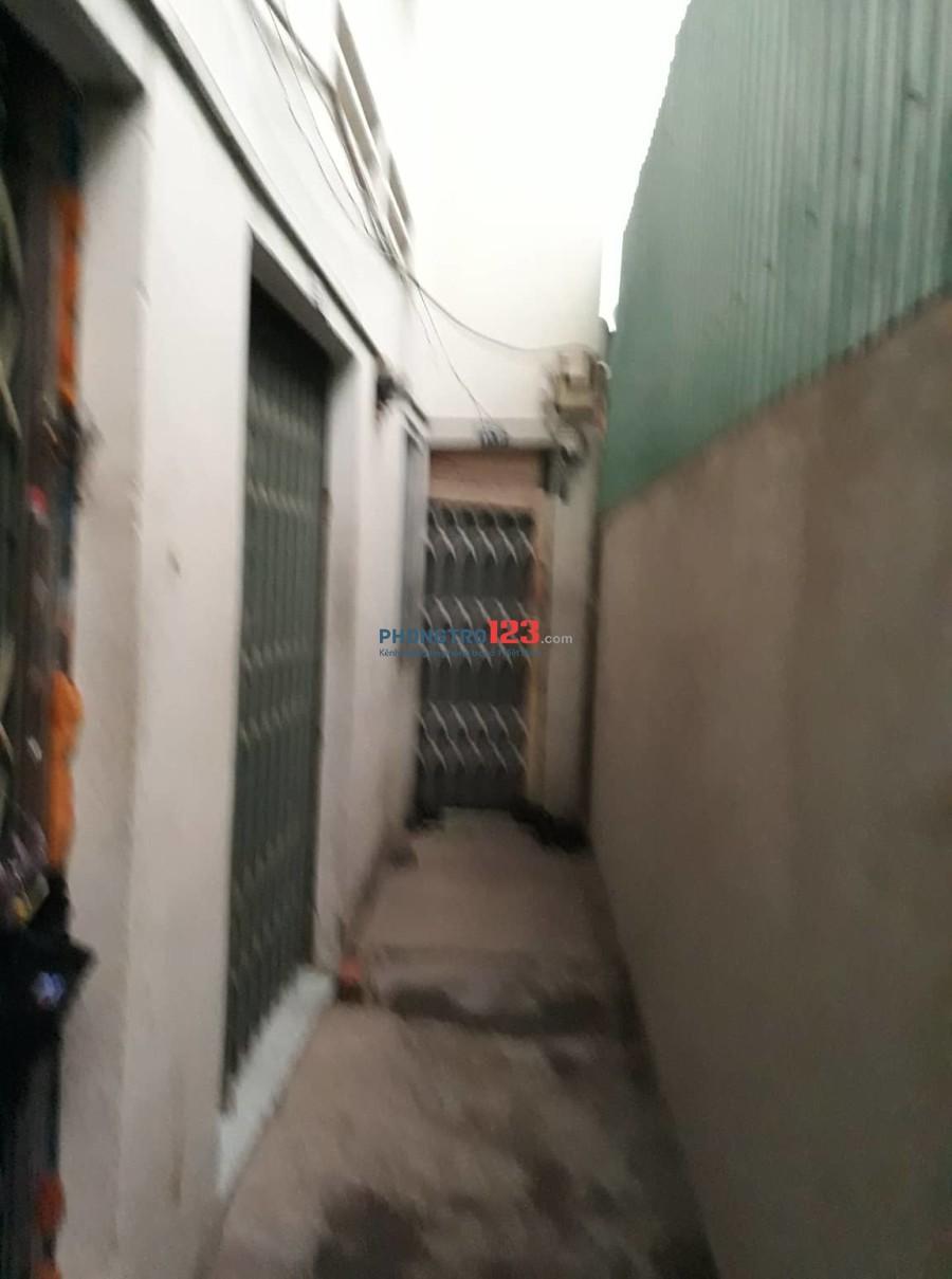 Cho thuê phòng 1 trệt, 1 lầu (26 m2), Quận 7