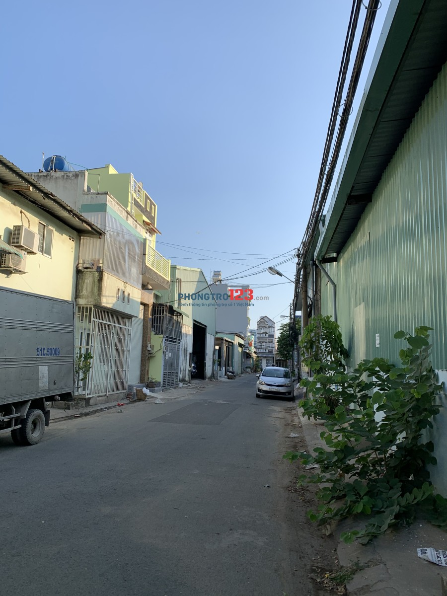 Cho Thuê Nhà Nguyên Căn Bình Tân 40m2