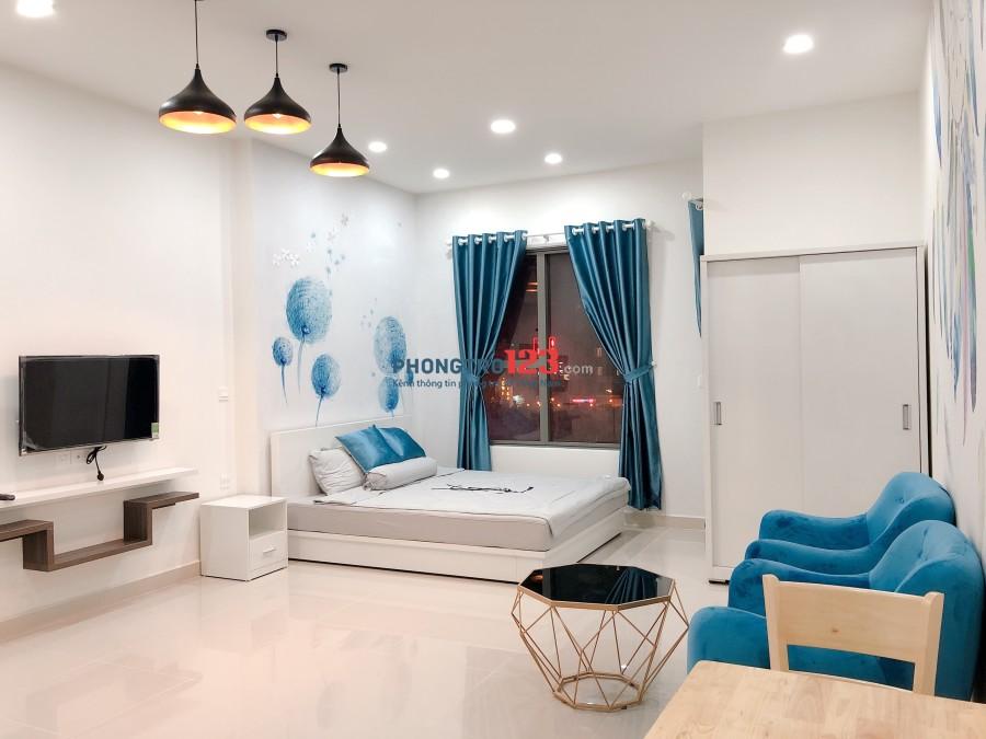 Cho thuê Căn Hộ Cao Cấp Sunrise CityView Full nội thất, chỉ 11tr (bao phí Gym, Hồ bơi)