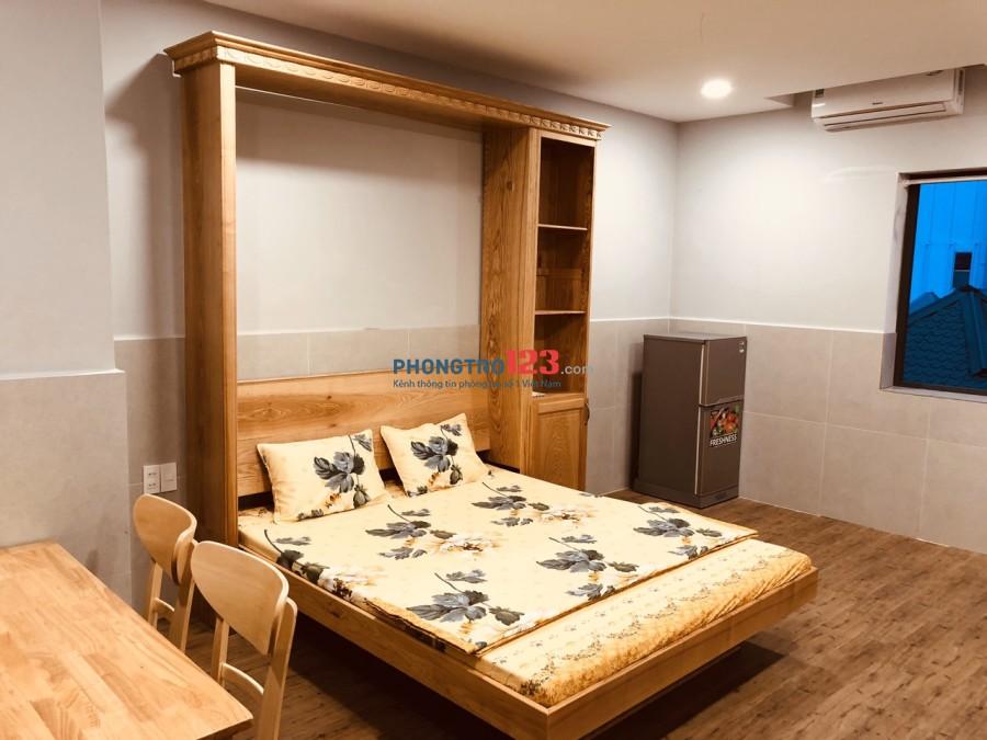 Phòng full nội thất cao cấp đường Nguyễn Xí