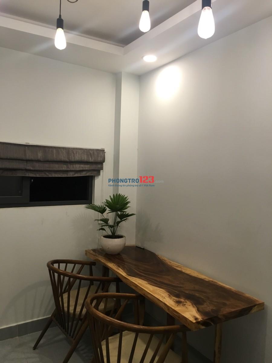 Nhà Của Nắng - Căn hộ Singapore cho thuê trung tâm Quận 3