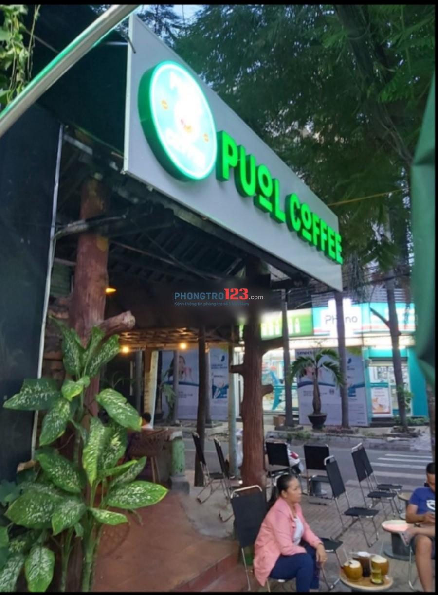 Sang mặt bằng 230m2 kinh doanh Cafe cao cấp ngay ngã tư Gần Aeon Mall Q.Bình Tân