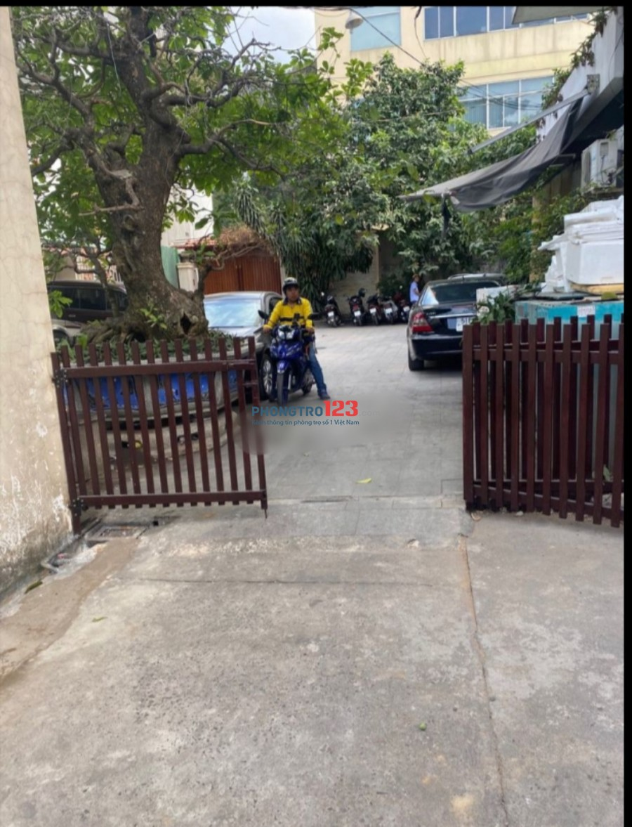 Cho thuê 30m2 mặt bằng văn phòng ngay trung tâm Nguyễn Thị Minh Khai, Q.1