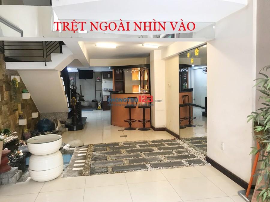 Cho thuê phòng trọ Nguyễn Thái Sơn gần chợ Gò Vấp