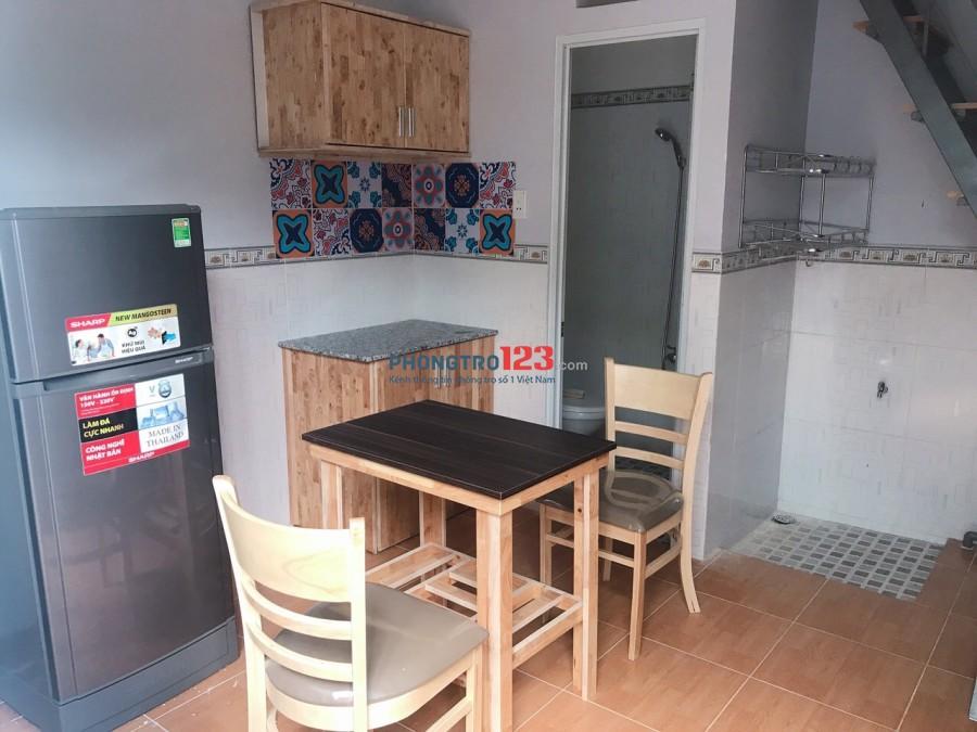 Cho thuê phòng trọ giá rẻ (đường No Trang Long)