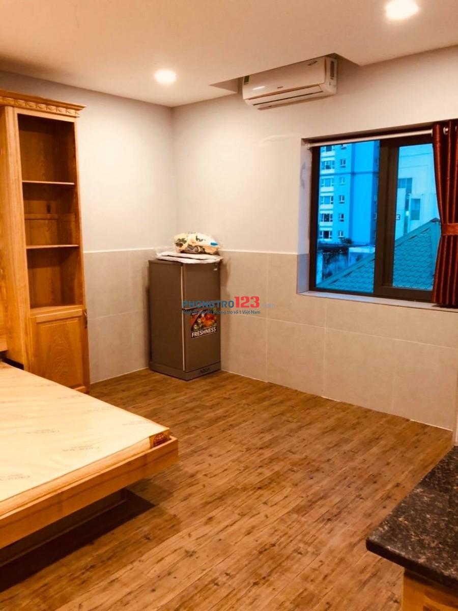 Phòng trọ đẹp giá rẻ Nguyễn Xí