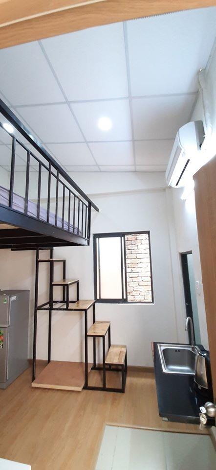 Phòng mới xây, full nội thất, ngay khu phố Phan Văn Trị, Bình Thạnh