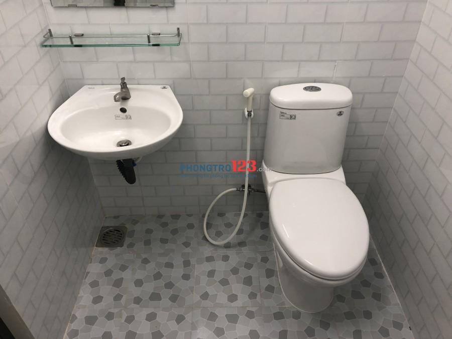 Căn hộ dịch vụ full nội thất giá 6.2tr đến 6.6tr P.Phú Thạnh, Q.Tân Phú