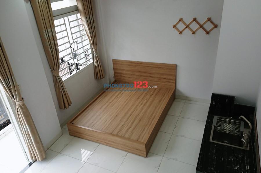 Phòng trọ khu vực Thủ Đức đầy đủ nội thất, giá rẻ