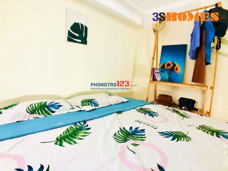 Căn hộ có gác 25m2 quận Tân Bình