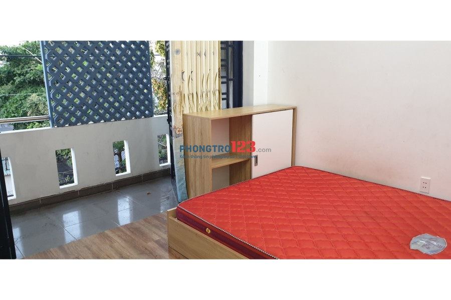 2 Phòng Ngủ, Full Nội Thất, Có Ban Công đường Thạch Lam, Tân Phú