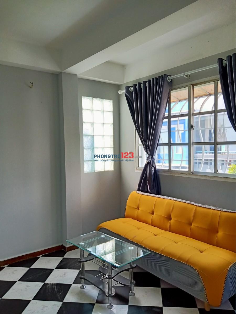 Phòng trọ - nhà trọ - Studio Tân Bình giá rẻ