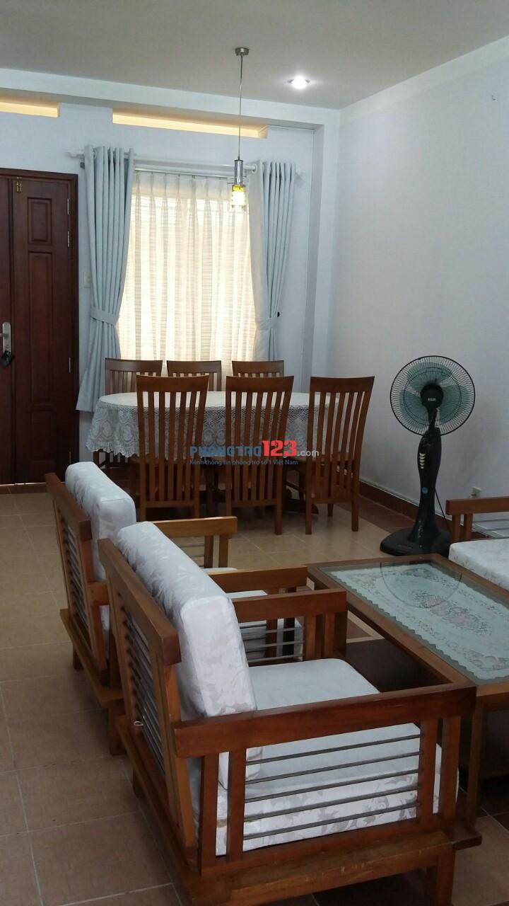 Cho thuê gấp chung cư Khánh Hội 1, Full nội thất, giá 11tr. LH: 0908 649 168