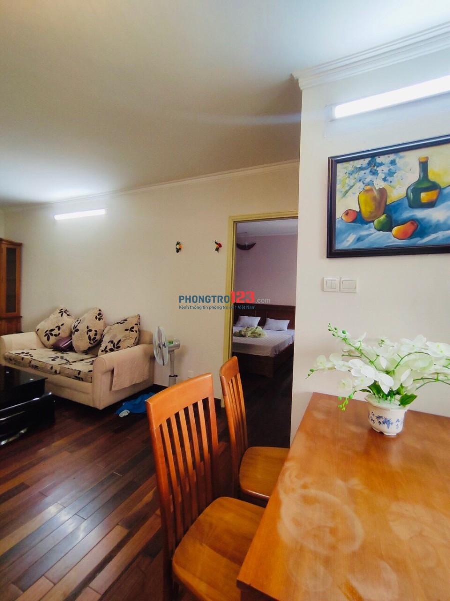 Cần cho thuê gấp căn hộ Central Garden, Võ Văn Kiệt, Quận 1, DT 85m2, 2PN
