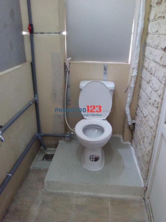 Chỉ 3 triệu có 2 phòng riêng trong biệt thự Bình Lợi, 1 WC, giờ giấc tự do