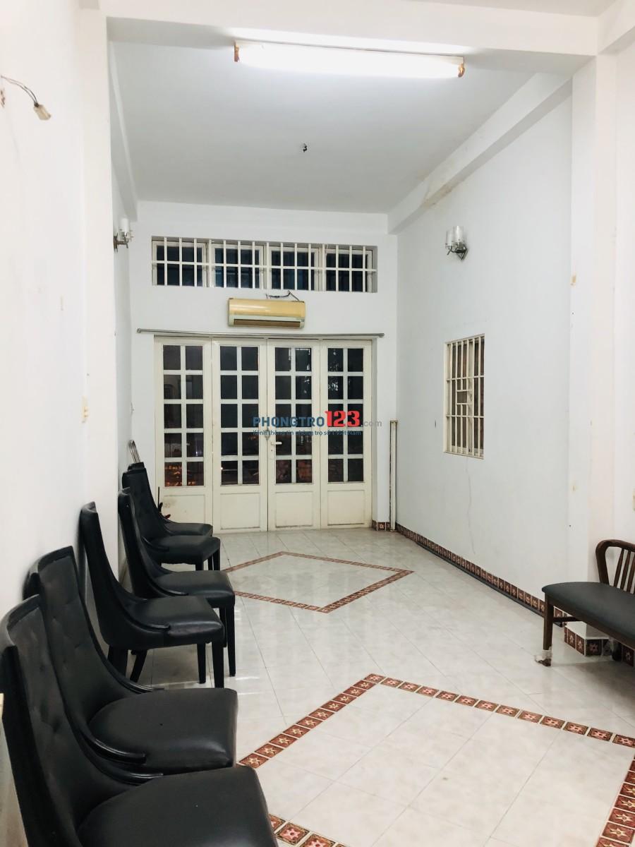Cho thuê phòng (3x10) Bà Hạt, phường 4, quận 10