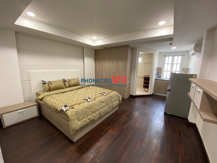 Căn Hộ Dịch Vụ ngay trung tâm quận 4 (Service Apartment in Central Of District 4)