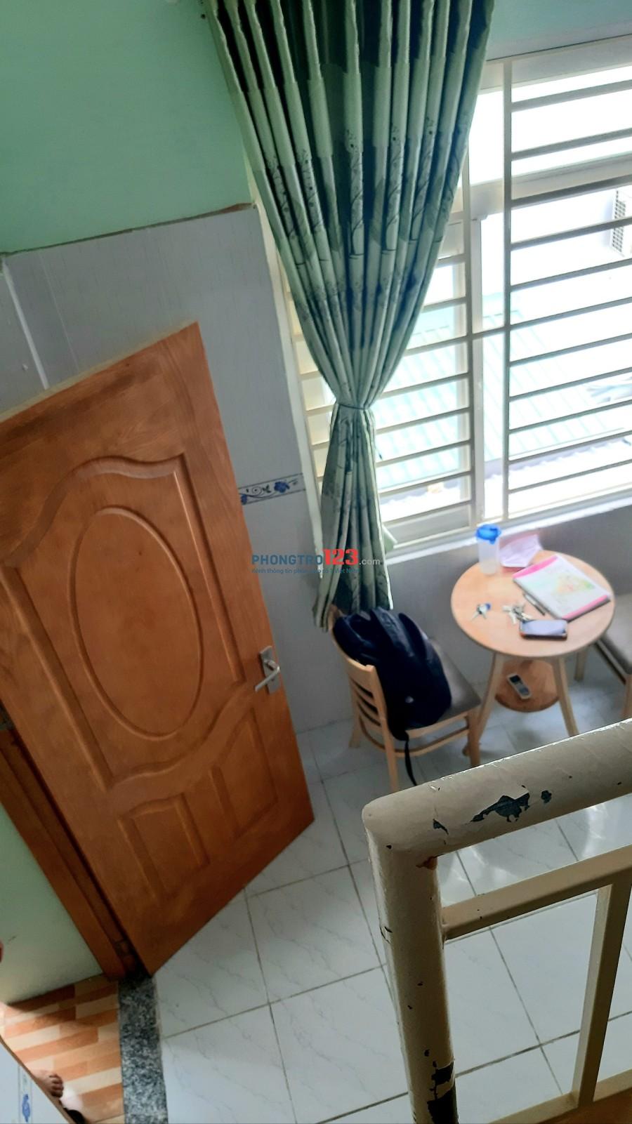 Cho thuê phòng có gác, Full nội thất