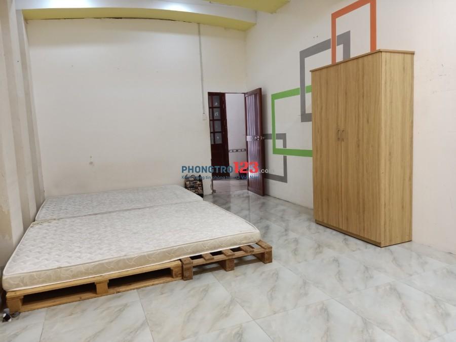 Phòng cho thuê full nội thất quận Bình Thạnh