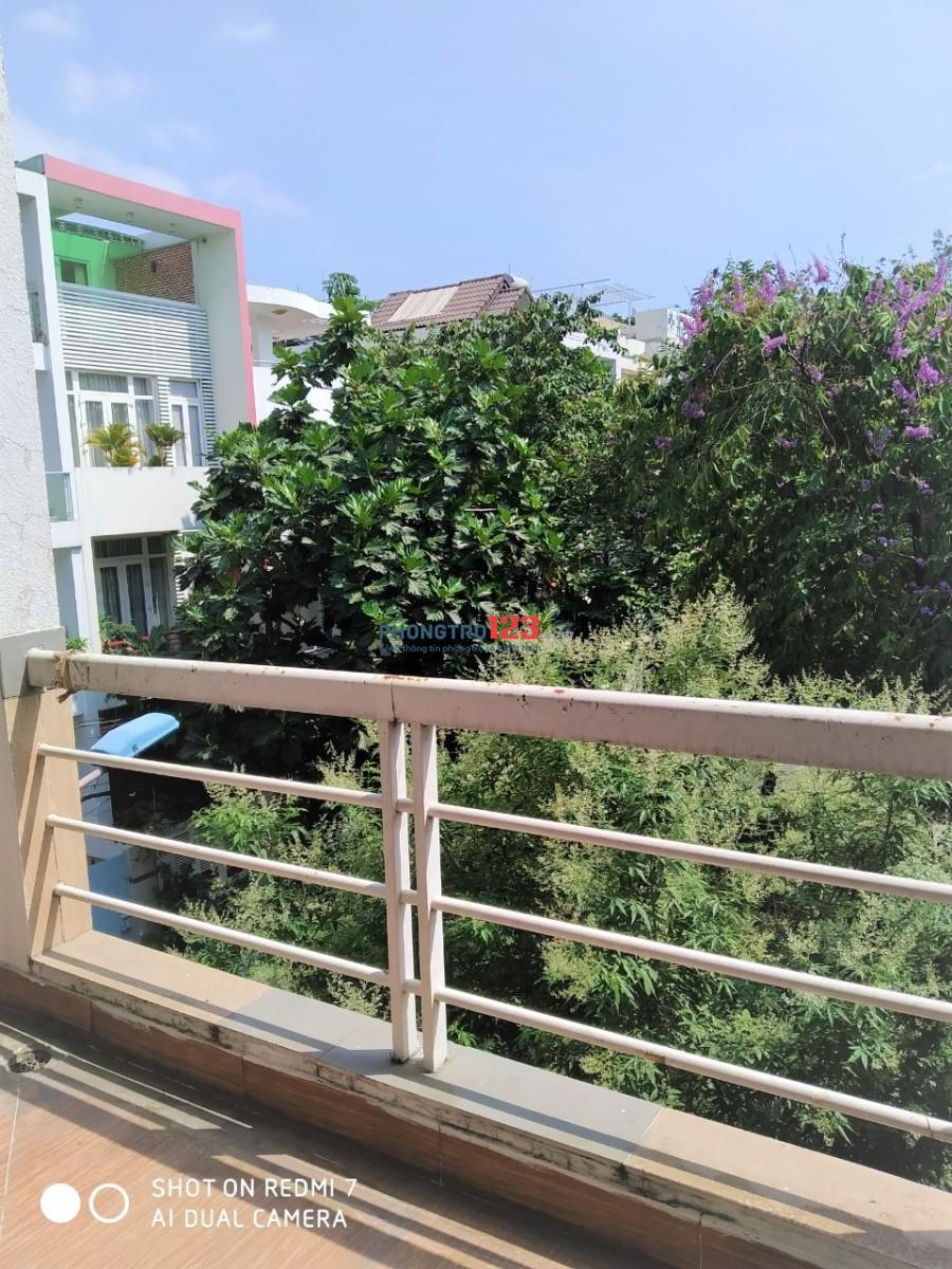 Phòng rộng rãi, ban công thoáng,nhiều cây xanh,giờ tự do, phù hợp sinh viên NVVP- gần ĐH Tôn đức Thắng, Rmit, Him Lam Q7