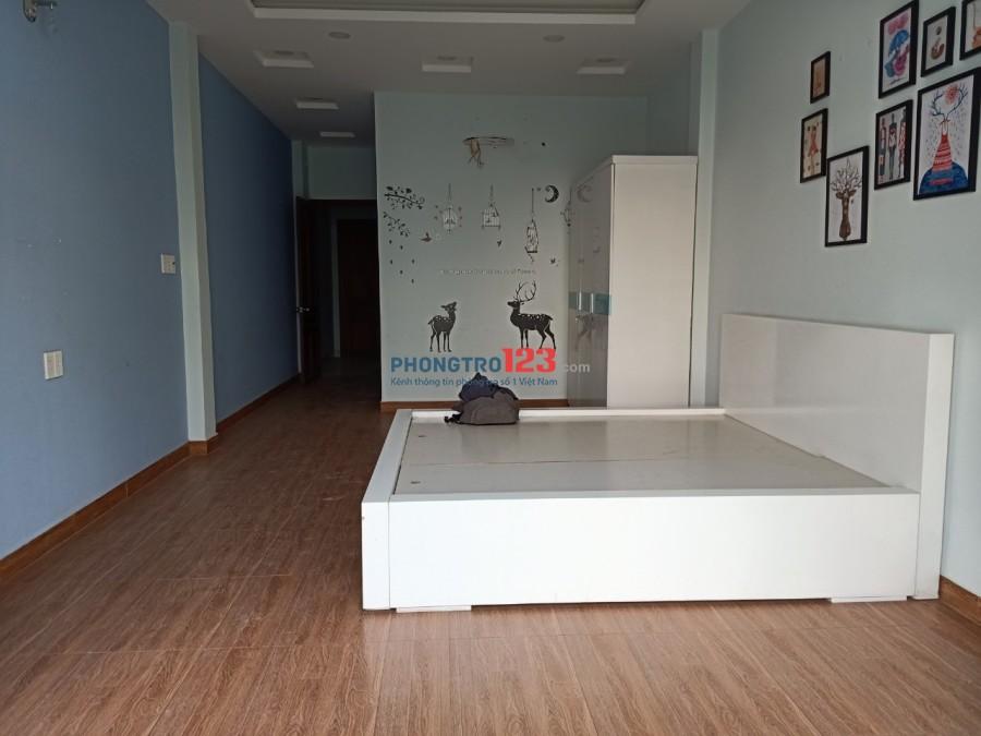 Phòng cho thuê full nội thất trung tâm quận Gò Vấp