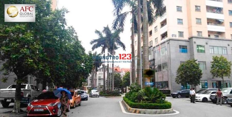 Chính chủ cho thuê văn phòng tại Thanh Xuân - Hà Nội, diện tích 70m2