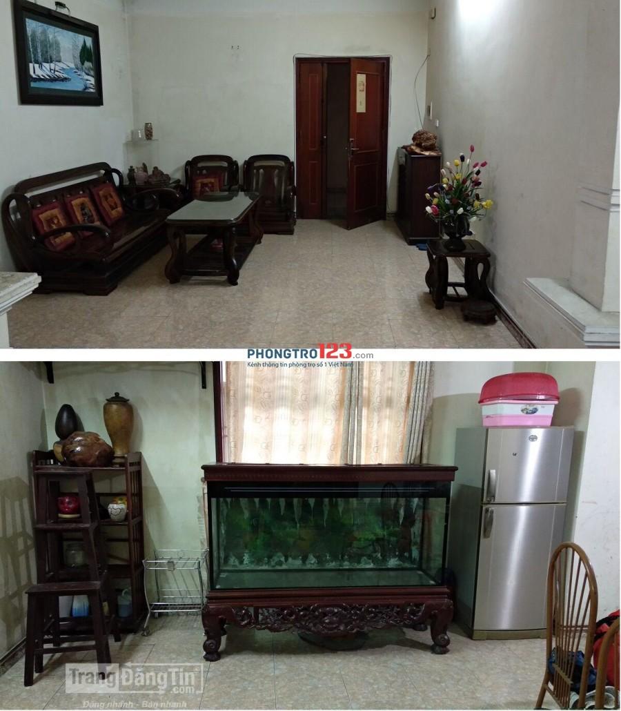 Gia đình cần cho thuê chung cư 120m2 (3PN, 2WC) tầng 4, số 410 đường Lê Đức Thọ, Mỹ Đình 2, giá 9 tr. LH:0974032663