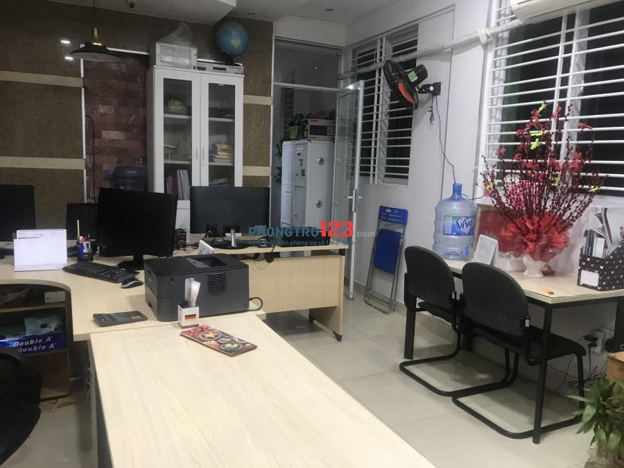 Cho thuê phòng trọ đường Nguyễn Thị Minh Khai, quận 1
