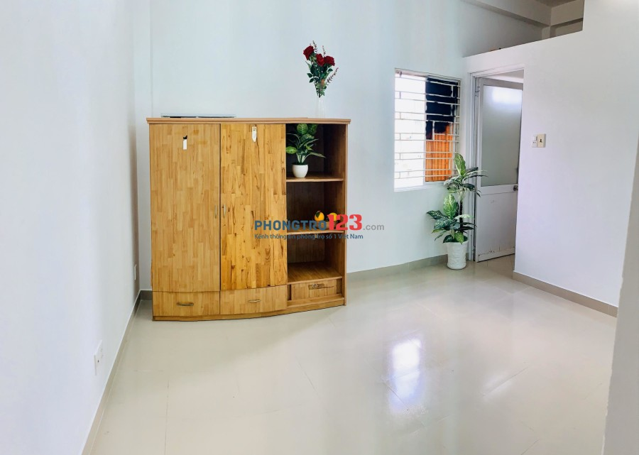 Phòng trọ Quận 1, Nguyễn Trãi trung tâm thành phố giá sinh viên