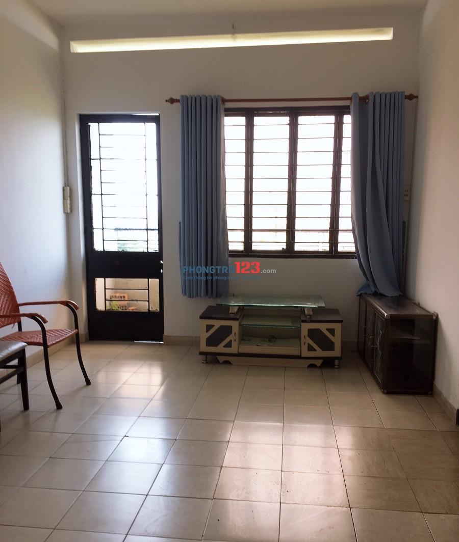 Cho thuê căn hộ chung cư giá rẻ (chính chủ)