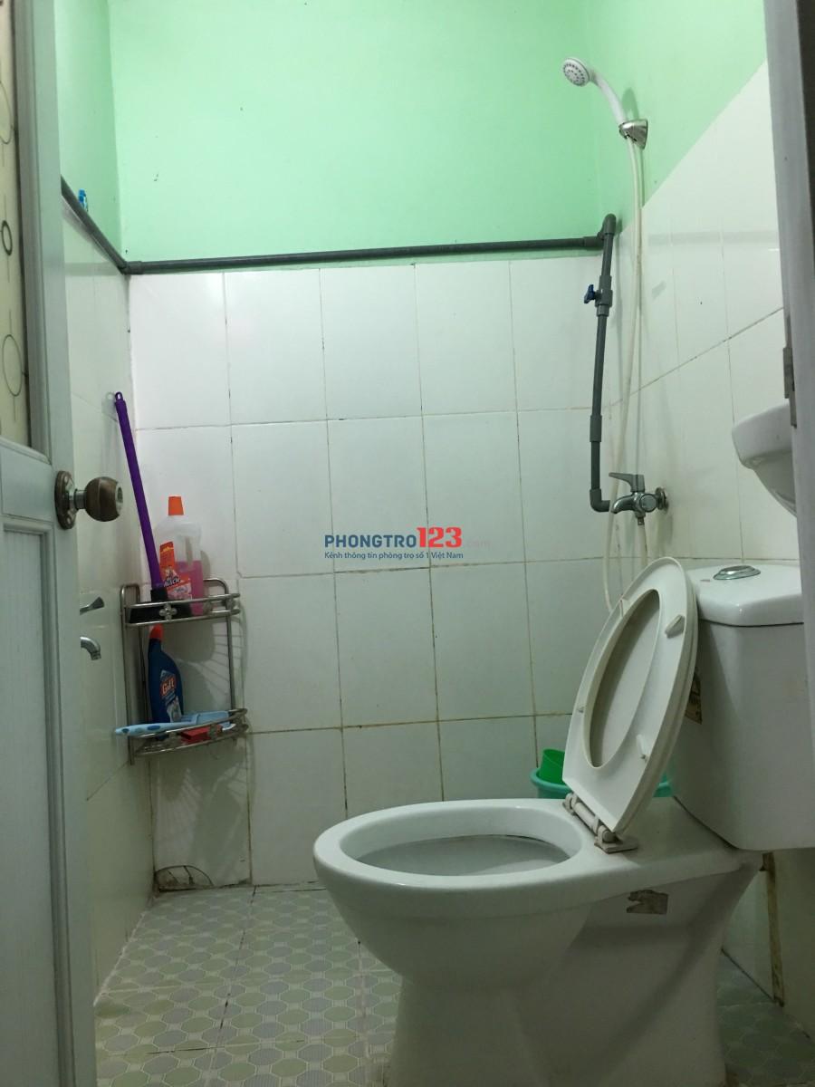 Cho thuê phòng trọ tổ 2, Khu 3, Phường Phú Hòa, Bình Dương