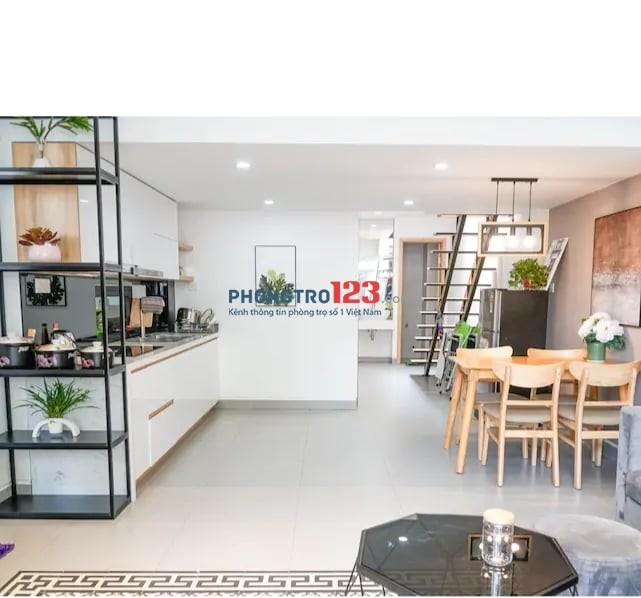 Cho thuê nhà đẹp sân vườn sát biển gần Mường Thanh