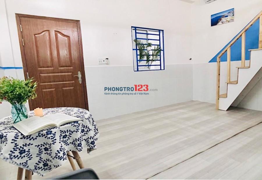 Phòng cao cấp mới bóc tem cho thuê rẻ nhất quận Tân Bình (Hình thật)
