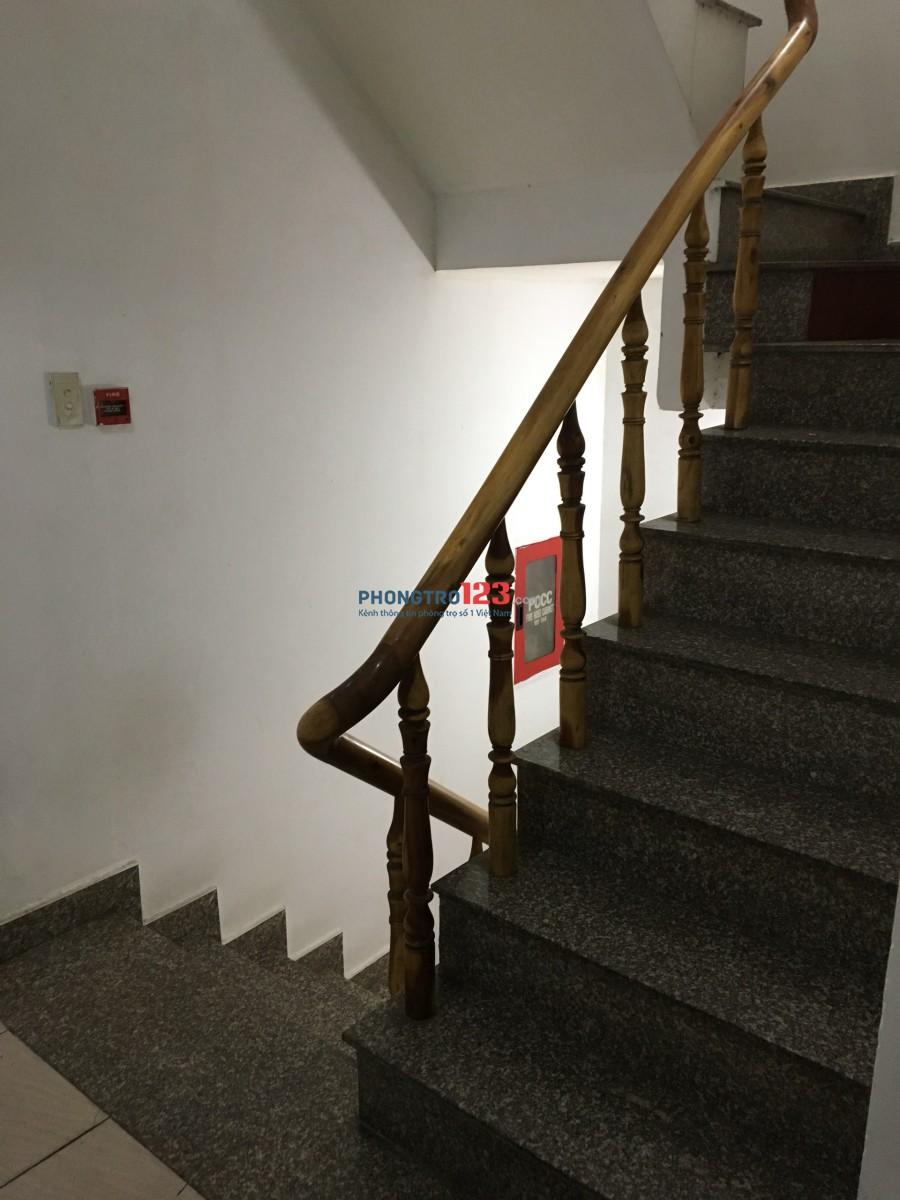 Cho thuê phòng trọ gần trường Trung cấp Phương Nam và ĐGQT Hồng Bàng