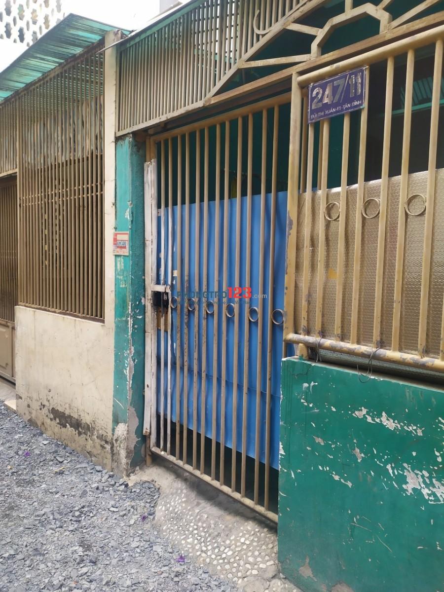 Phòng ĐẸP BAN CÔNG THÓANG MÁT NGAY BÙI THỊ XUÂN- TRƯỜNG SA, TB