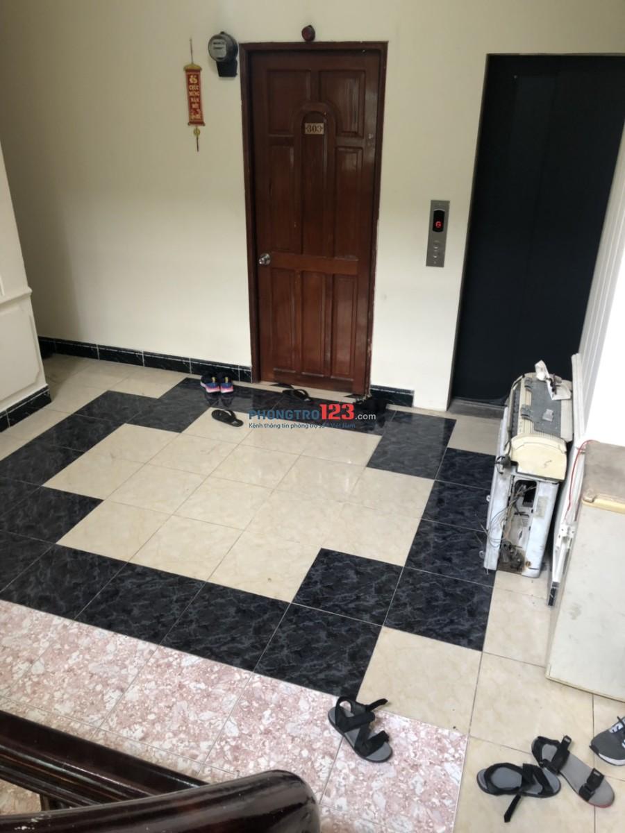 Cho thuê phòng trọ mới, đầy đủ tiện nghi tại mặt tiền Nguyễn Thái Bình, Quận Tân Bình, BV 24/24