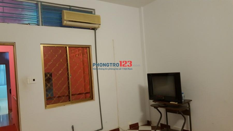 Phòng 25m2. 4/4 Trần Khắc Chân P. Tân Định, Q.1. Giá 3.5tr