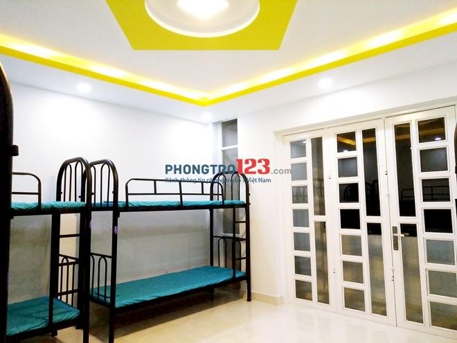 Cho thuê phòng trọ dạng Dorm (Ký túc xá) cho sinh viên