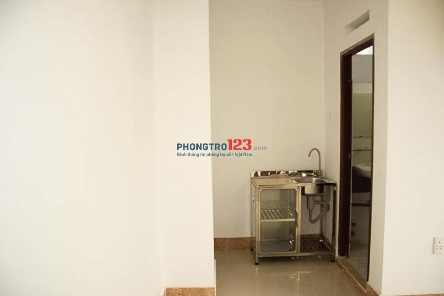 Phòng cho thuê 144 đường Hoàng Ngân Phường 16 Quận 8 TP.HCM hình ảnh thực tế 100%