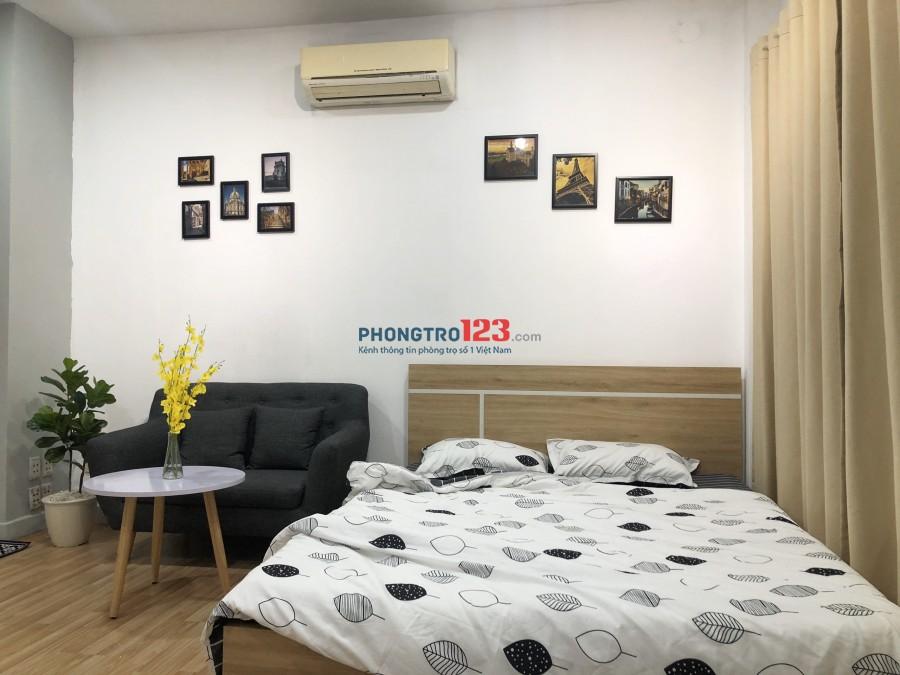 Cho Thuê CHDV Full Nội Thất - Khu Sân Bay TSN, MT Trường Sơn, Mới 100%, Giá Chỉ 5 Triệu/Tháng Ah