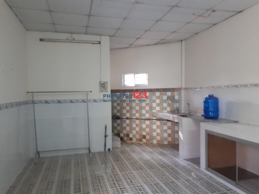Phòng trọ quận 9, 15 m2, nhà sạch sẽ vào ở ngay
