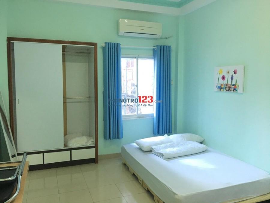 Phòng trọ đầy đủ tiện nghi 12/20 Phan Kế Bính - Gần trung tâm Q.1