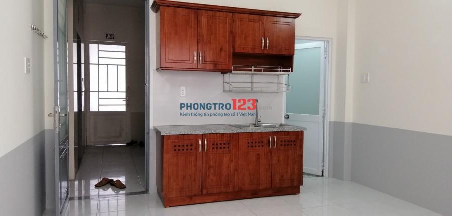 Phòng dịch vụ mới đẹp nội thất cơ bản ban công, chỉ 4tr đến 4.5tr
